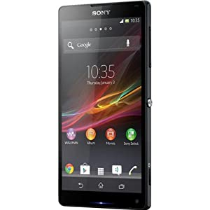 Sony Xperia ZL - Black Color