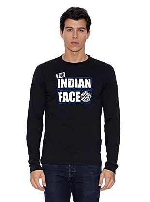 The Indian Face Camiseta Manga Larga