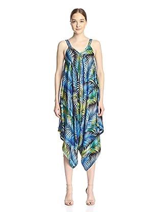 Gracia Women's Printed Jumpsuit
