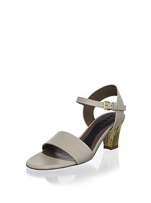 Marni Women's Ankle-Strap Sandal (Sand)