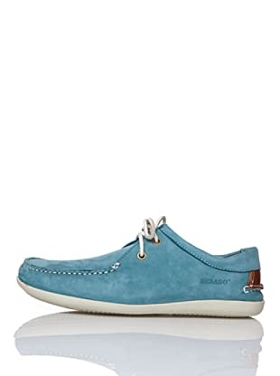 Sebago Zapatos Deportivos Triggs Two (Azul)