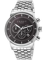 Esprit Chronograph Black Dial Men's Watch - ES106851004