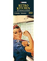 Retro Kitchen (Large Slim Line)