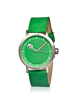 Simplify Men's SIM0206 The 200 Green Leather Watch