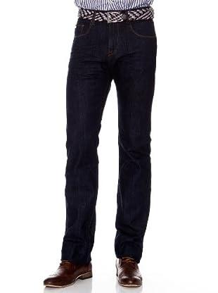 Pedro Del Hierro Jeans Pespuntes (Azul Marino)