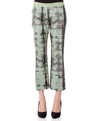 Custo Pantalón Rina (Multicolor)
