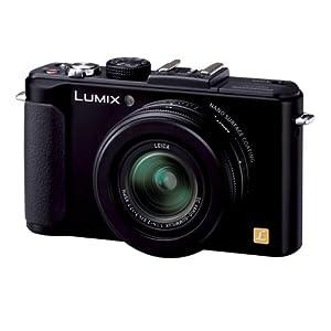 Panasonic デジタルカメラ ルミックス 光学3.8倍 F1.4 DMC-LX7