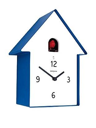Diamantini & Domeniconi Reloj de Cuco Azul/Blanco