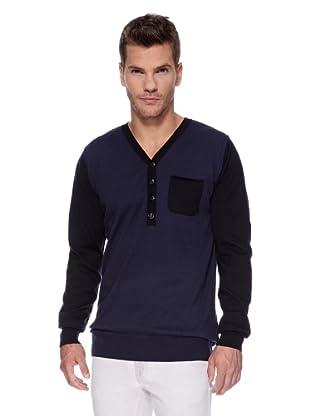 ANALOG Camiseta Ramone (Azul)