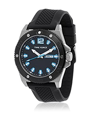 Time Force Reloj de cuarzo TF3382M01  42 mm