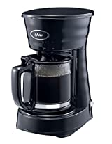 Oster Urban 0.6-Litre 4-Cup Coffee Maker (Black)