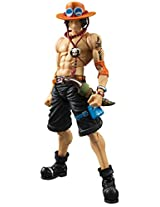 Megahouse One Piece: Portgas D. Ace Variable Action Heroes Action Figure