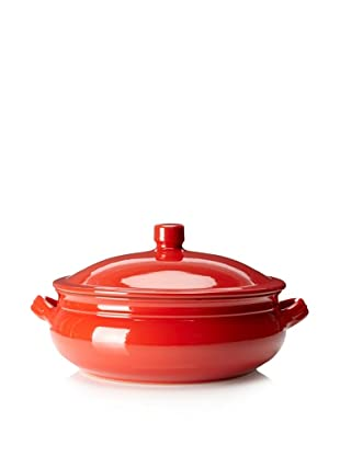 COLI Round Lidded Sauce Pan (Red)