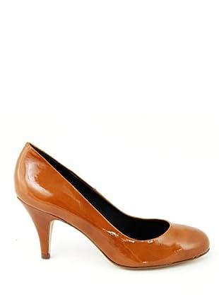 Eye Shoes Zapatos Puntera Redondeada (Cognac)