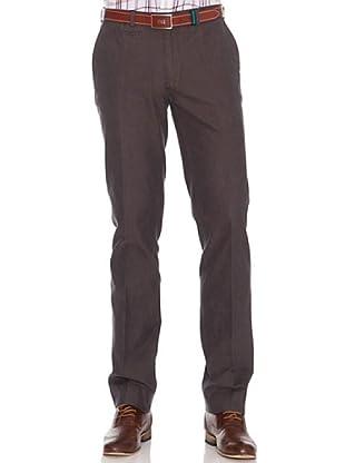 PEDRO DEL HIERRO Pantalón Vestir (gris oscuro)