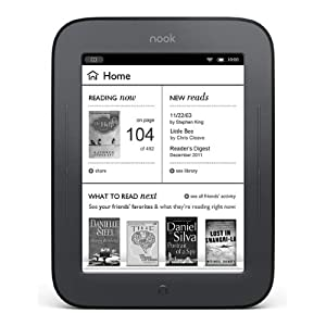 NOOK Simple Touch®