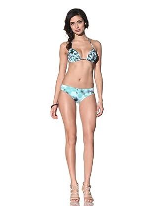 Cosabella Women's Camouflage Bikini Bottom (Bahia)