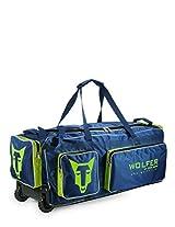 WOLFER TEAM KIT BAG (BLUE)