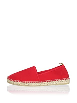 André Assous Men's Andy Espadrille (Red)