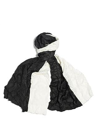 Furla Sciarpa Pack (Nero/Bianco)