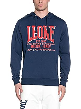 Leone 1947 Kapuzensweatshirt LSM609/SS15