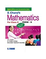 S. Chand's Mathematics for Class 10, Term - 2