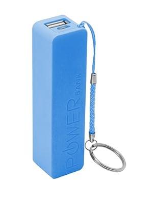 Unotec Batería Emergencia Unotec Powerchain 2000 Mah Azul