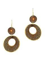 Tribal punk earrings