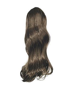 Love Hair Extensions Kunsthaar-Pferdeschwanz India Kordelzug 40,5cm 4 Chestnut Brown