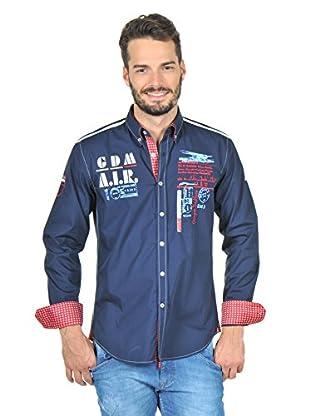 Giorgio Di Mare Camisa Hombre Worked