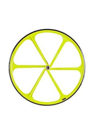 SCHIANO Fahrradrad Fixed 4230 gelb
