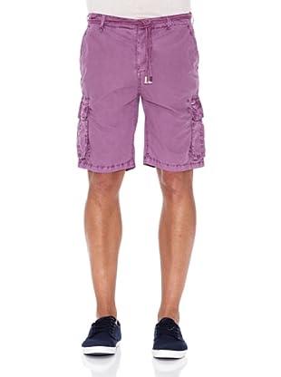 Pepe Jeans London Bermuda Abban (Morado Claro)