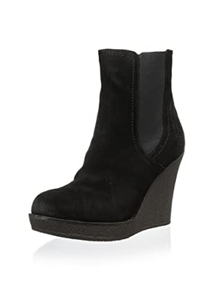 Splendid Women's Culver Wedge Bootie (Black)