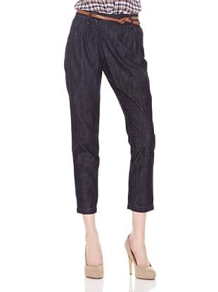 Salsa Pantalón Comfort Original (Azul Oscuro)