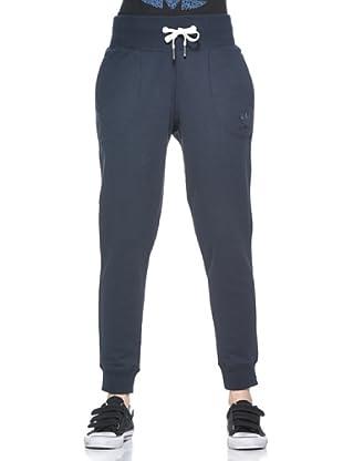 adidas Pantalón Mediterranean (Azul Oscuro)