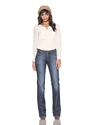 4 Stroke Women's East Filmore Mid-Rise Bootcut Jeans (Chronic/Vintage Wash)