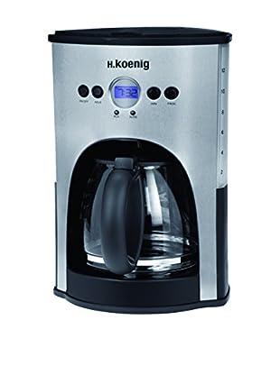 h.koenig  Kaffeemaschine MG15 metallic