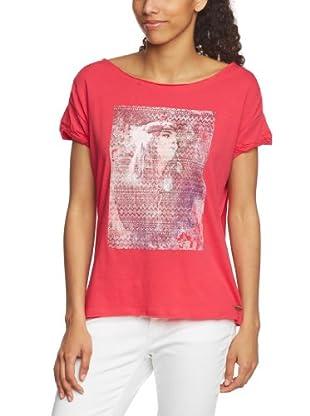 Tom Tailor Camiseta Joy (Fresa)