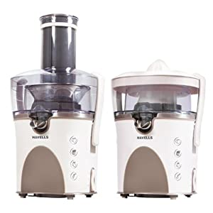 Havells Fusion 2 in 1 Juicer-Ivory/Beige