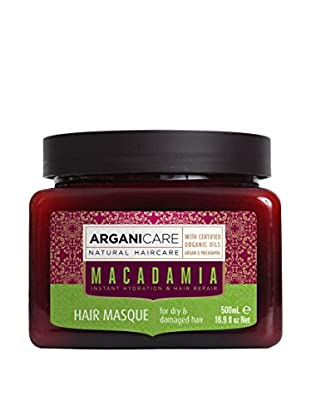ARGANICARE Mascarilla Capilar Macadamia Dry & Damaged Hair 500 ml