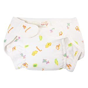 Tinycare Baby Multi Printed Diaper Pants Large