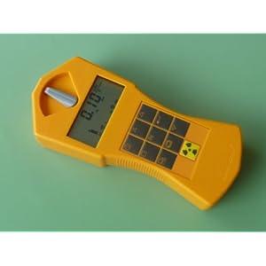 ドイツ製ガイガーカウンター ガンマスカウト ベーシック アルファ線の測定可能