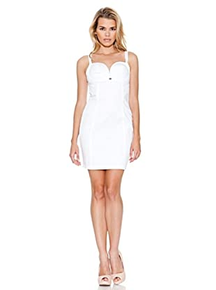 Guess Vestido Caro (Blanco)