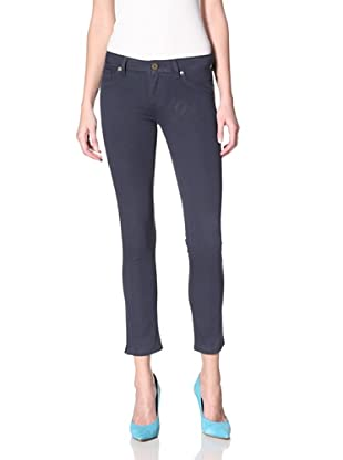 DL1961 Women's Angle Skinny Ankle Jean (Sapphire)