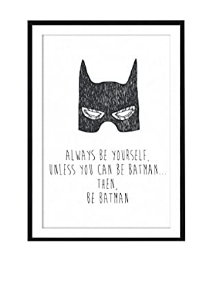 Little Nice Things Wandbild Batman