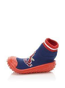 Skidders St. Louis Cardinals Shoe Socks (Blue)