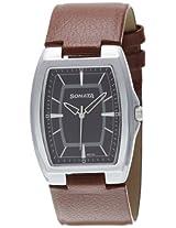 Sonata Analog Grey Dial Men's Watch - 7998SL02A