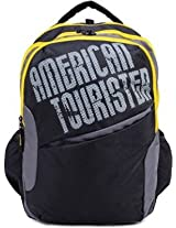 American Tourister code02 Backpack (Black)