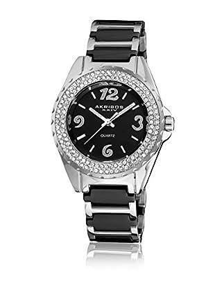 Akribos XXIV Reloj de cuarzo Woman AK514BK 39 mm