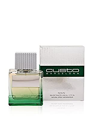 Custo Eau de Toilette Hombre Custo Man 50 ml